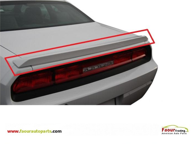 rear spoiler – faour autoparts advanced portal