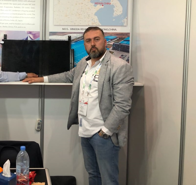 Automechanika Dubai Exhibition 2019